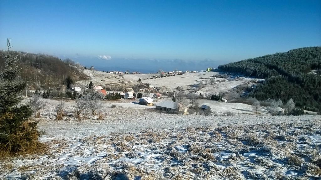 Goč village