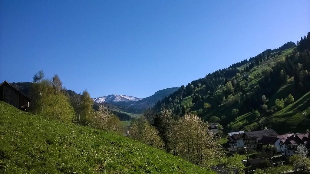 Moieciu Village (Romania)