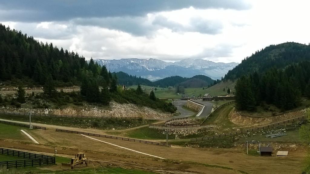 Gradistei Gorges (Romania)