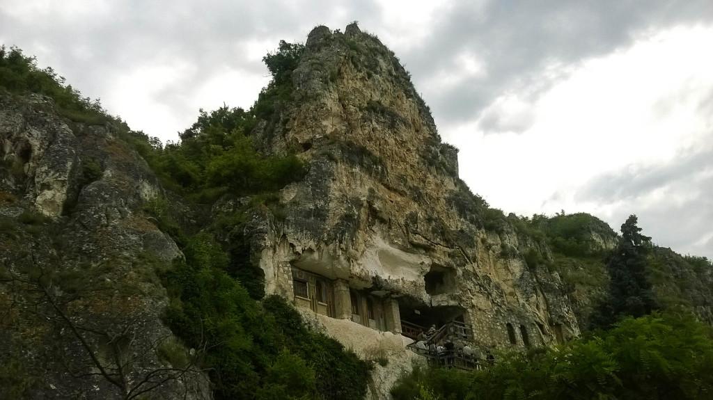 Monastery of Saint Dimitri Basarabov, near Basarabov (Bulgaria)